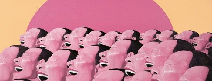 Fondation Cartier pour l'Art Contemporain is one of 🌠.
