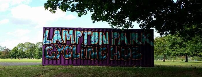 Lampton Park is one of Locais curtidos por Aisha.
