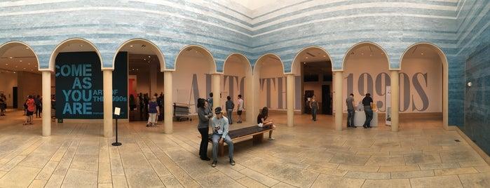 The Blanton Museum of Art is one of Burket's Texas Visit.