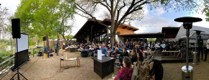 Tillery Kitchen and Bar is one of Austin - CHECK!.