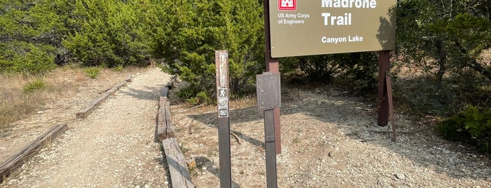 Madrone Trail is one of Hill Country.