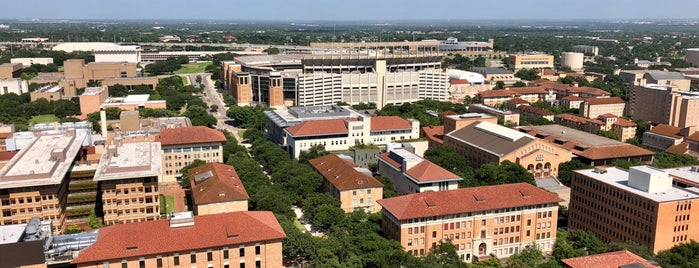 UT Tower Observation Deck is one of Austin Activities.