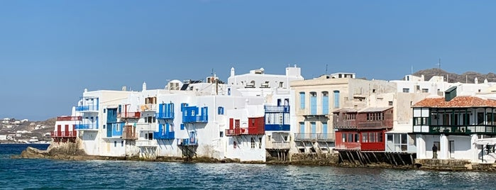 Little Venice is one of Greece: Dining, Coffee, Nightlife & Outings.