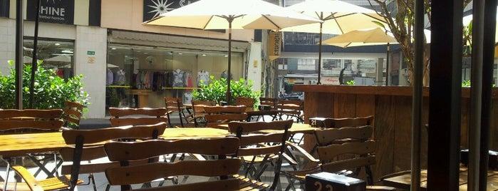 Mercearia do Chopp is one of { Bares e Restaurantes }.