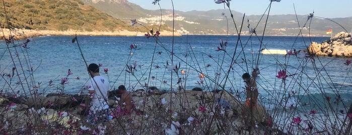Blanca Beach is one of Kaş.