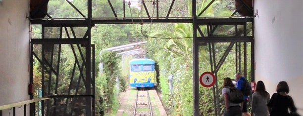 Funicular del Tibidabo is one of Places to visit in Barcelona.