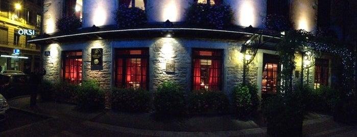 Restaurant Pierre Orsi is one of Nuestras Estrellas.