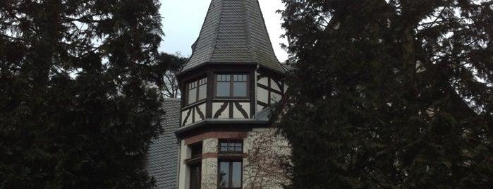 Oberwaldhaus is one of MOTORDIALOG : понравившиеся места.
