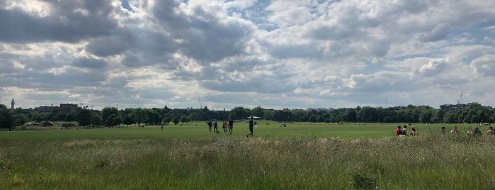 Regent's Park is one of Lieux qui ont plu à Sole.