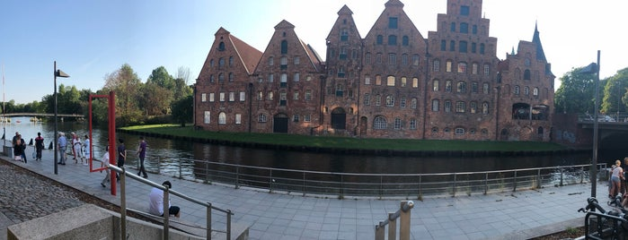 Museum Holstentor is one of Louise : понравившиеся места.