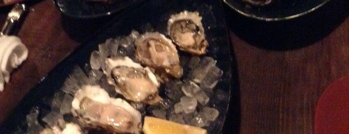 MABUI   Hiroshima Namiki dori Oyster Bar is one of Hiroshima.