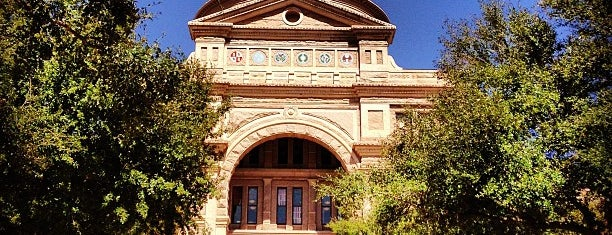 Texas State Capitol is one of Chris'in Beğendiği Mekanlar.