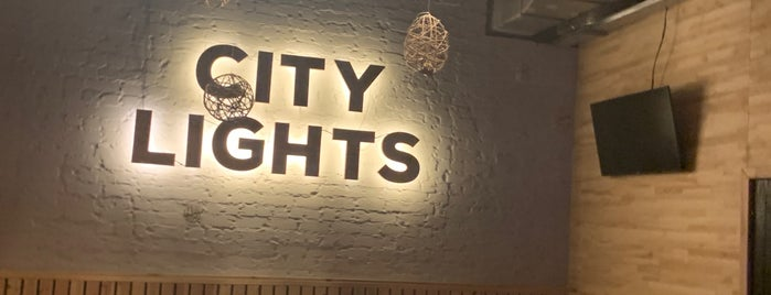 City Lights is one of should visit.