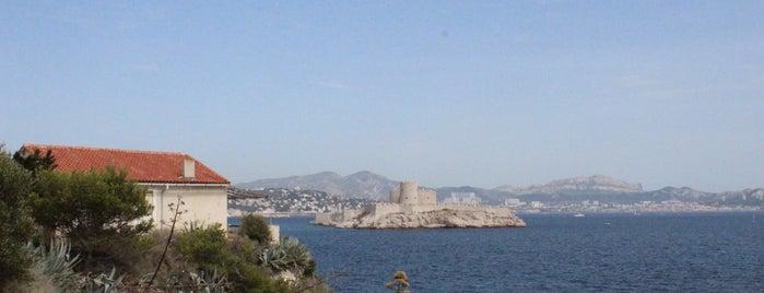 Port du Frioul is one of Posti che sono piaciuti a Amit.