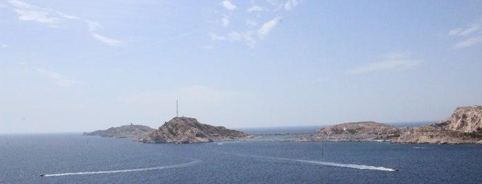 Îles du Frioul is one of Posti che sono piaciuti a Amit.