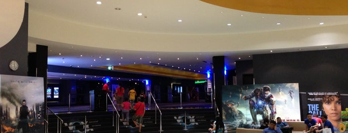 VOX Cinemas is one of Lugares favoritos de Amit.