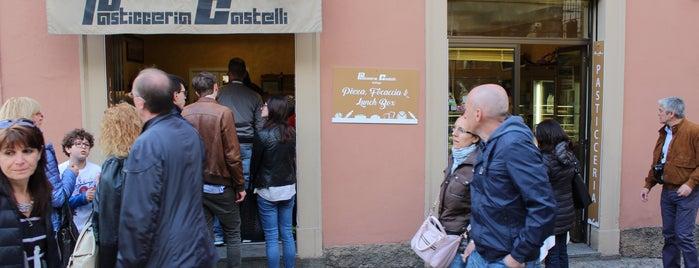 Pasticceria Castelli is one of Tempat yang Disukai Amit.