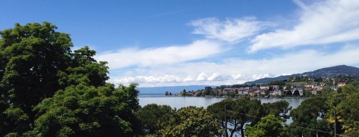 Riviera Montreux is one of Locais curtidos por Amit.