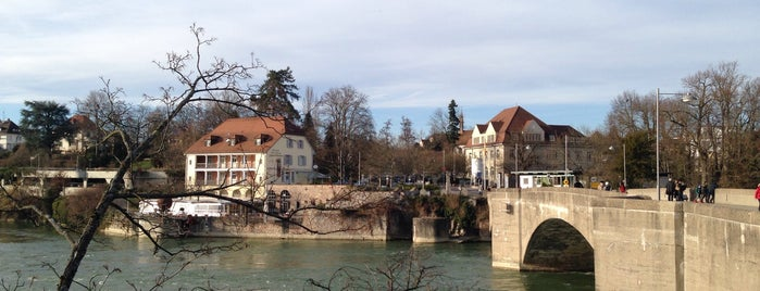 Alte Rheinbrücke is one of Posti che sono piaciuti a Amit.