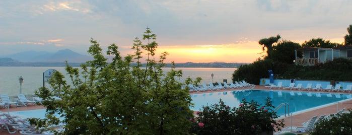 Camping Wien is one of Tempat yang Disukai Amit.