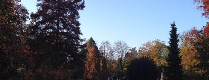 Tierpark Lange Erlen is one of Tempat yang Disukai Amit.