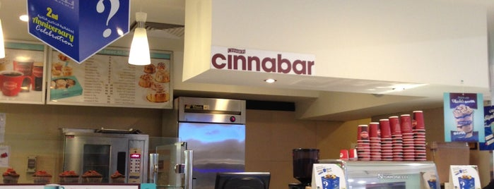 Cinnabon at Lulu is one of Tempat yang Disukai Amit.