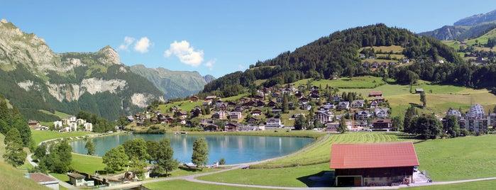 Engelberg is one of Tempat yang Disukai Amit.