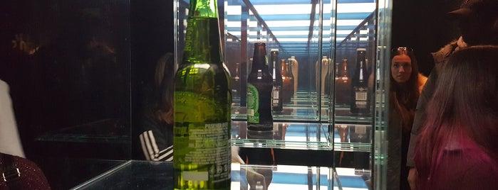 Heineken Experience is one of Lugares favoritos de Amit.