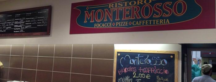 Ristoro Monterosso is one of Posti che sono piaciuti a Amit.