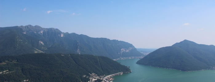 Lago de Lugano is one of Lugares favoritos de Amit.