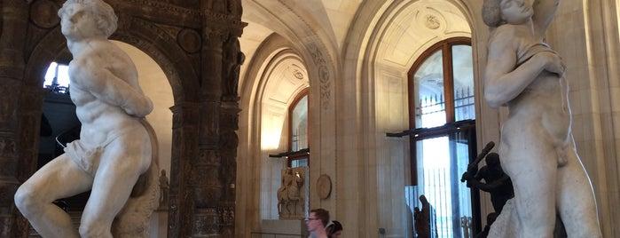 Museo del Louvre is one of Lugares favoritos de Amit.