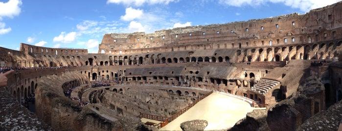 Coliseo is one of Lugares favoritos de Amit.