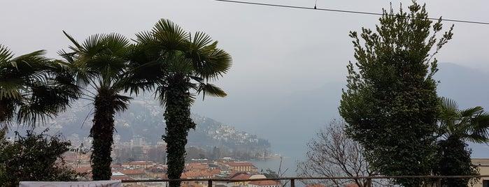 Stazione Lugano is one of Posti che sono piaciuti a Amit.