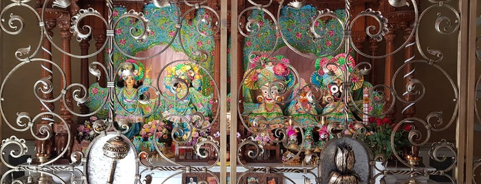 Hare Krischna Tempel is one of Amit : понравившиеся места.