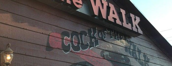 Cock of the Walk is one of lindsay'ın Kaydettiği Mekanlar.