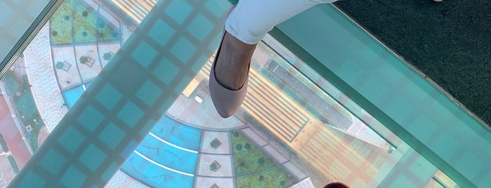 Dubai Frame is one of Dadeさんのお気に入りスポット.