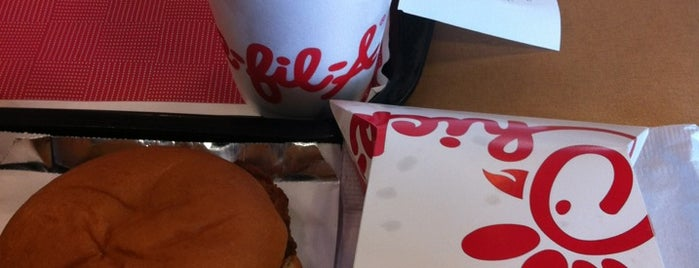 Chick-fil-A is one of ATL.