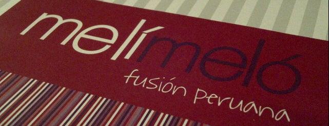 Meli Melo Fusion peruana is one of Donde tomar vino en Guatemala, Guatemala.