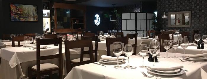 Aranjuez Steak House is one of Yil Donumu.