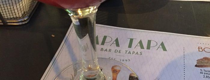 Tapa Tapa, Bar De Tapas is one of สถานที่ที่ Miguel ถูกใจ.