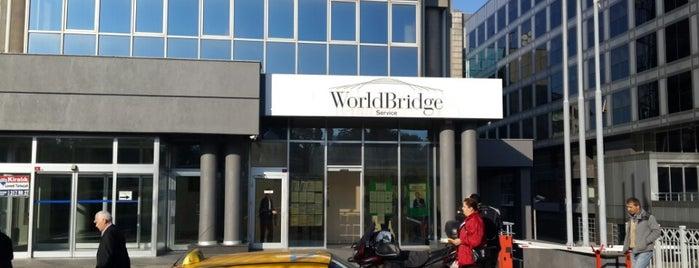 World Bridge Service is one of HLCFTC'ın Kaydettiği Mekanlar.