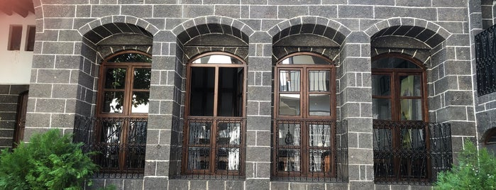 Dengbejler Evi is one of Diyarbakır.