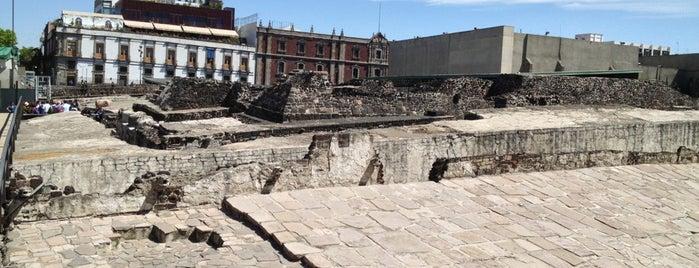 Museo del Templo Mayor is one of CDMX.