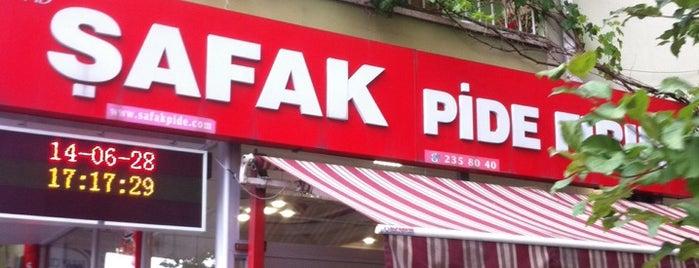 Şafak Pide Fırını is one of Kayseri🙂.