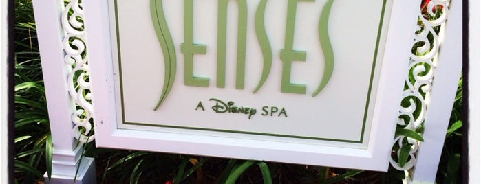Senses, A Disney Spa is one of Lugares favoritos de Dottie.