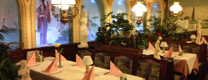 Restaurant Artemis is one of Federicoさんのお気に入りスポット.