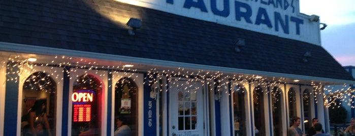 Greek Islands Restaurant is one of Ryan'ın Kaydettiği Mekanlar.