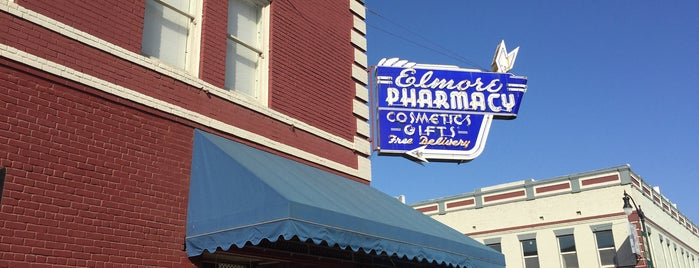 Elmore Pharmacy is one of Neon/Signs N. California 2.