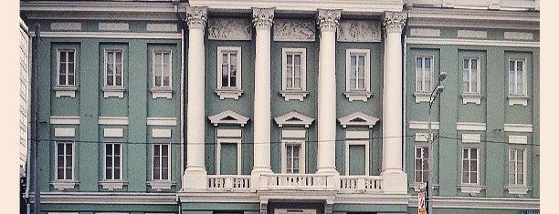 Дом Союзов is one of Lugares favoritos de Stanislav.