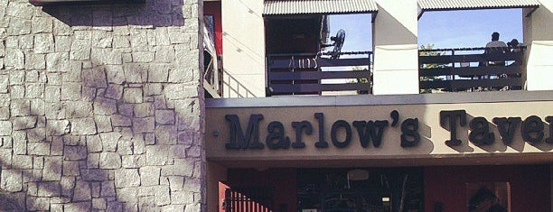 Marlow's Tavern is one of Let's Eat!.